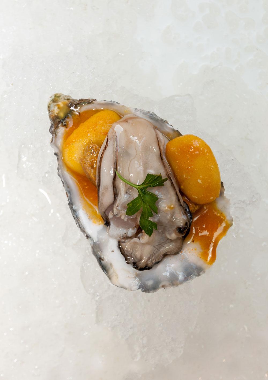 Prueba las ostras como nunca habías imaginado