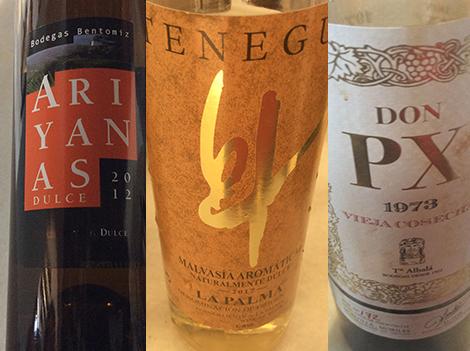 Pedro Ximénez, el vino dulce que está de moda